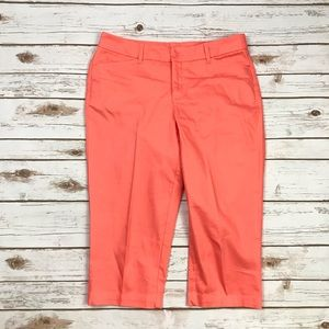 St John's Bay Cropped Pants